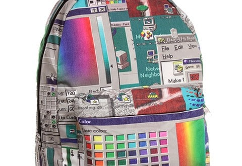 Windows 95 Backpack: Blue Screen Not Included