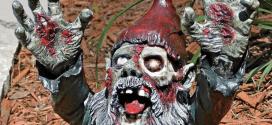 Zombie Lawn Gnomes