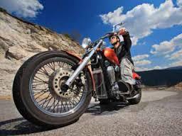 It's Motorcycle Season: Ride Safe