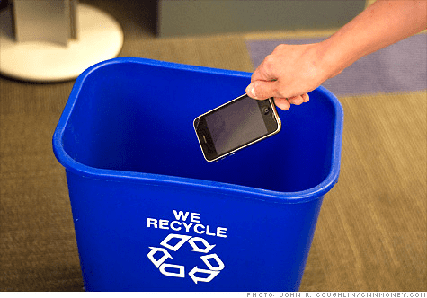recycle phone