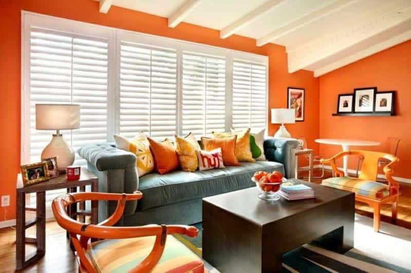How Does The Color Of Walls Affect Ambiance