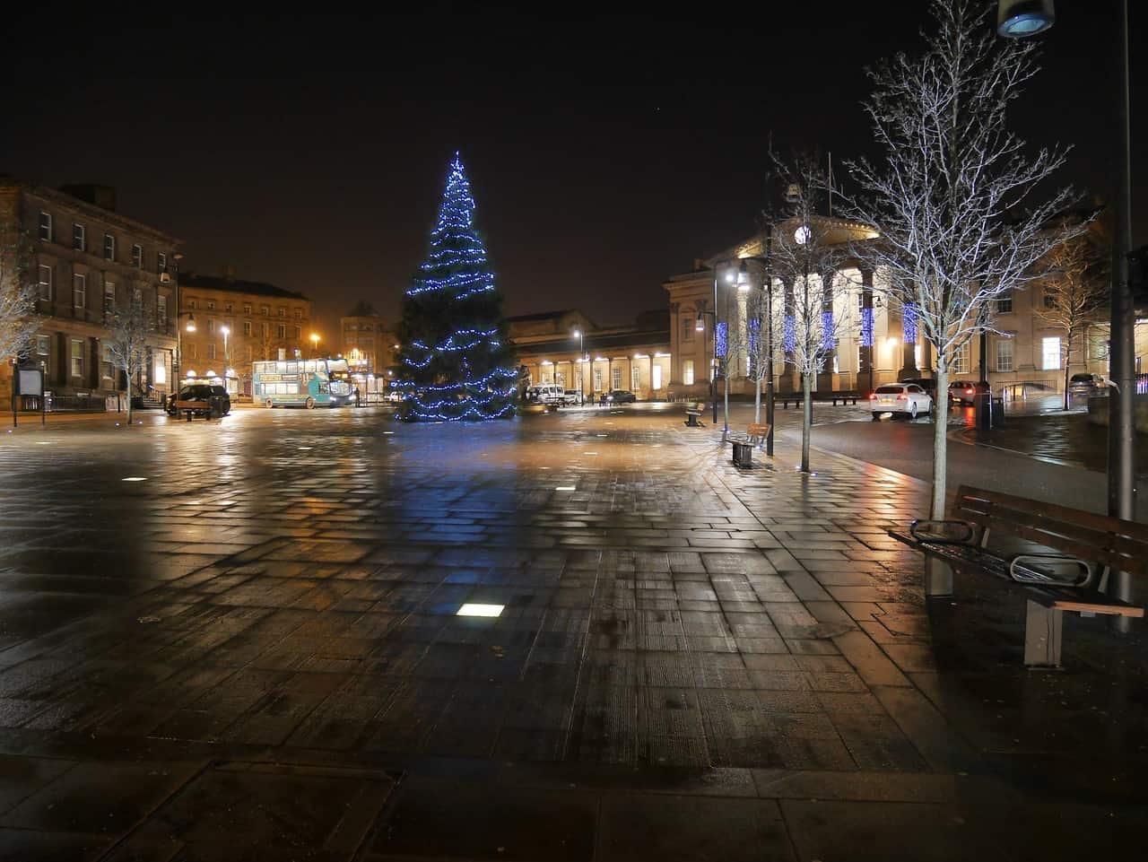 Huddersfield Stadt