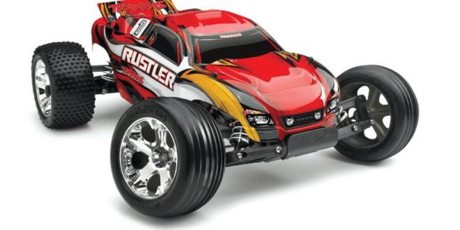 Traxxas Rustler XL-5 37054