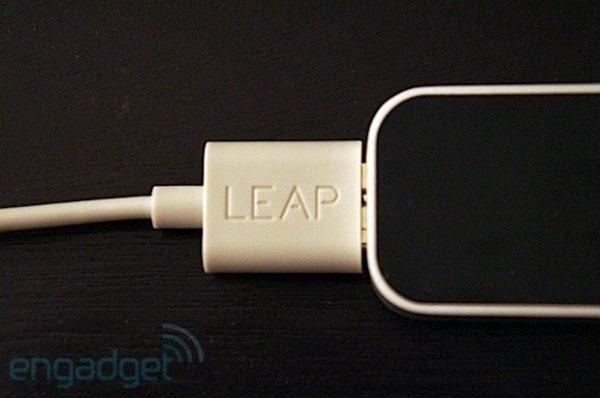 leap device