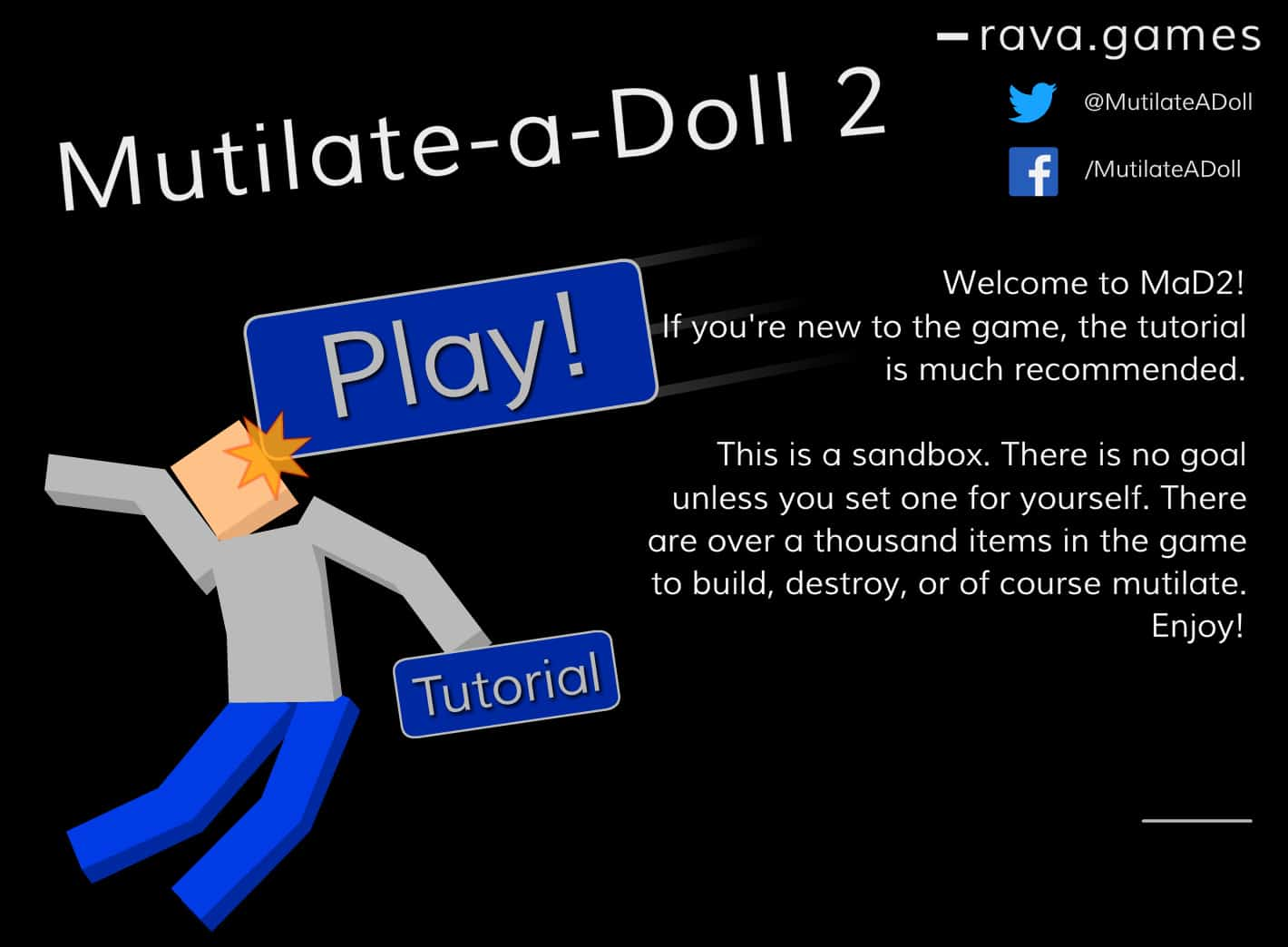 Mutilate A Doll 1
