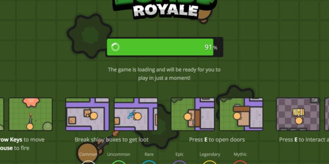 Zombs Royale game