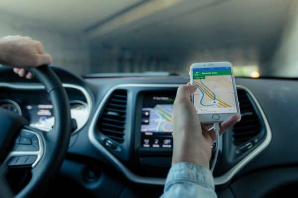 can you find out whether someone put a gps tracker on your vehicle