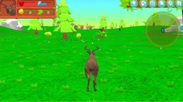 Deer Simulator gameplay