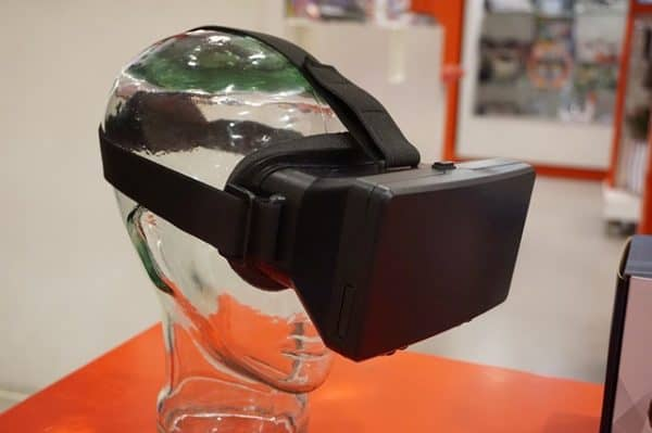 VR editor