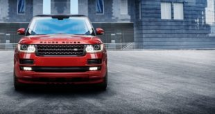 range rover paint