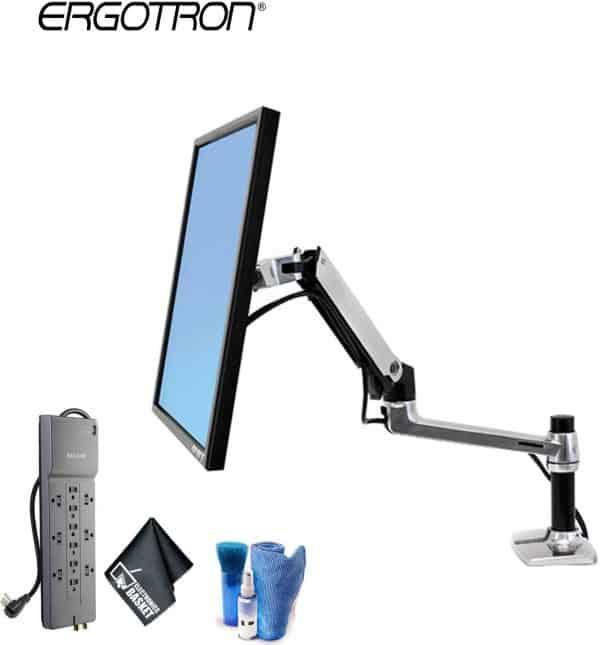 Ergotron LX LCD Arm for Desktop Mounting