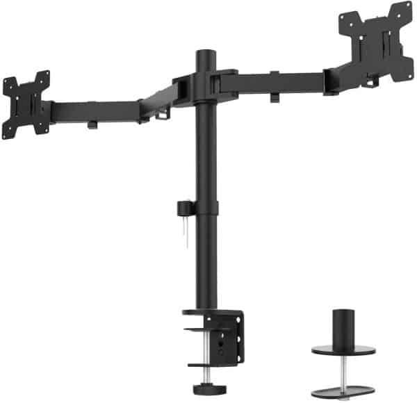 WALI Dual LCD Monitor Stand