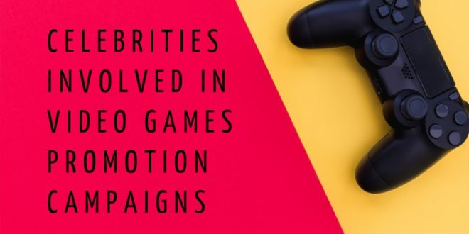 video games promotion