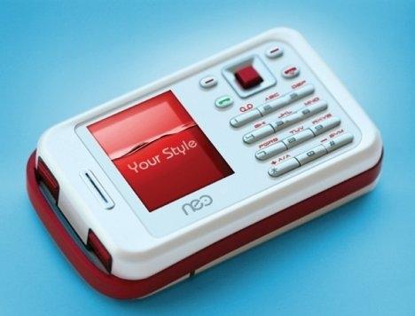 neo 808i cellphone