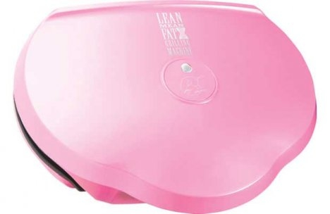 george foreman pink grill
