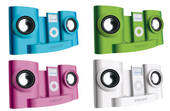 intempo ipod dock