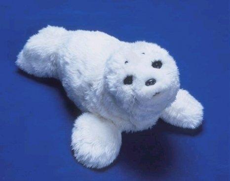 robotic baby seal