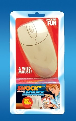 shocking mouse