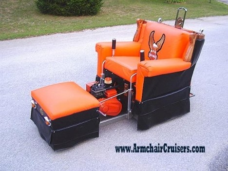 armchair cruisers