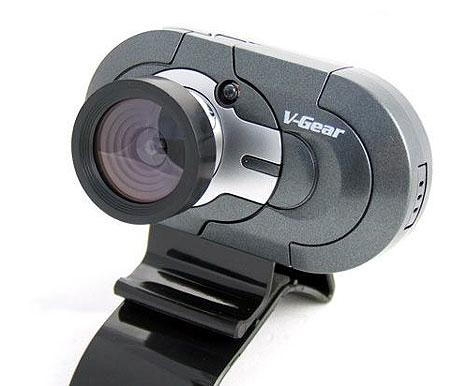 v-gear auto focus webcam