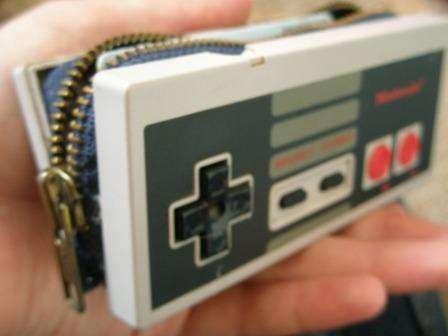 DIY: NES Controller Wallet | Gearfuse