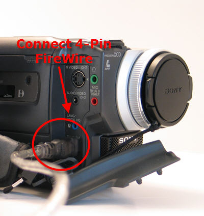 usb charger camera instructions