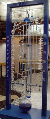 giant water clock