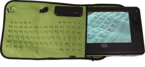 fabric keyboard