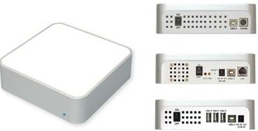 mac mini companion enclosure