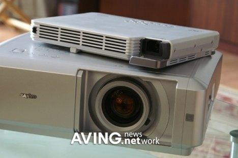 casio portable dlp projector