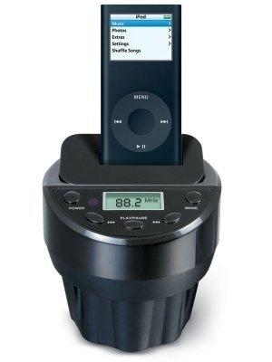 cup holder fm transmitter
