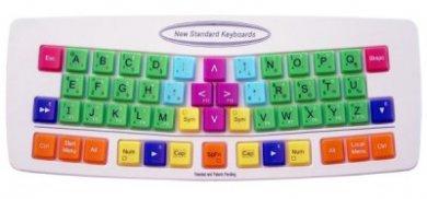 new standards keyboard