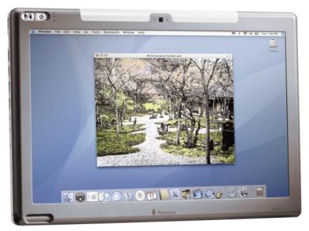 axiotron modbook tablet computer