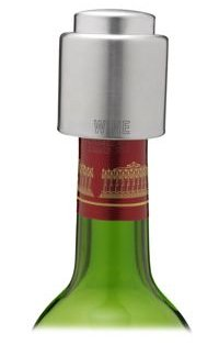 wine bottle vacuum seal