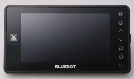 bluedot btv-400k
