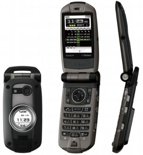 casio eo3ca phone