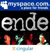 cingular myspace